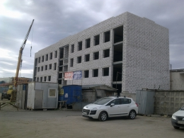 Реконструкция ул. Репищева 14
