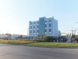 Здание для производства и испытания сварных конструкций