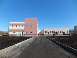 Морг в г. Тосно Ленинградской области