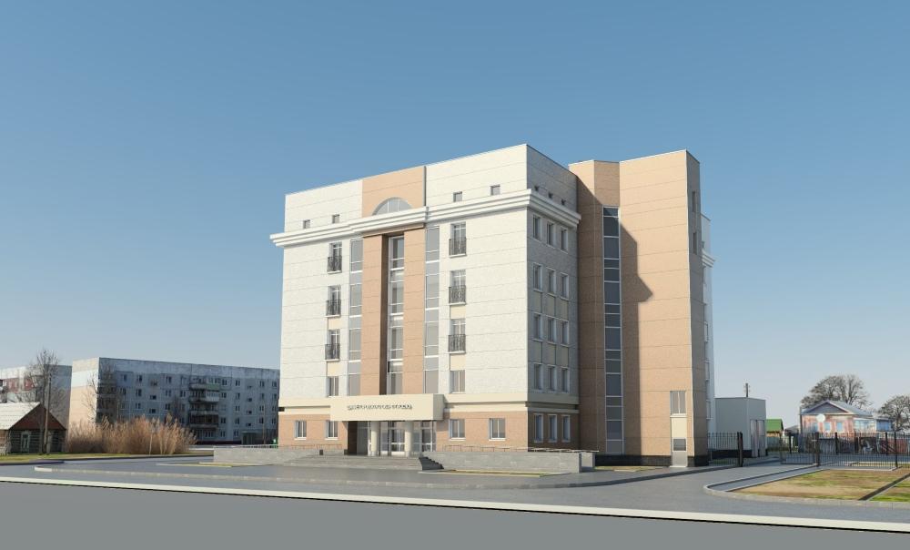 Здание суда в Тосно